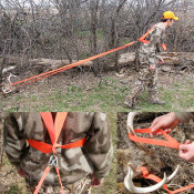 Deer Drag Harness