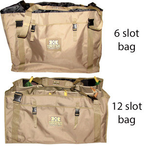 Slotted Decoy Bag – 6 or 12 Slots