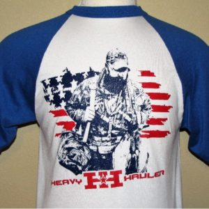 AR1–Merica' T-shirt Blue White