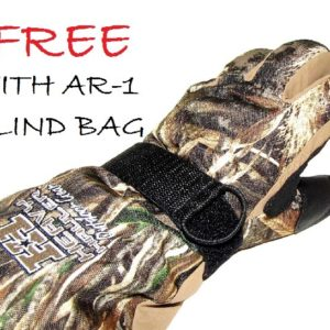 AR-1 Layout Blind bag–FREE AR-1 Decoy gloves with purchase -MAX 5