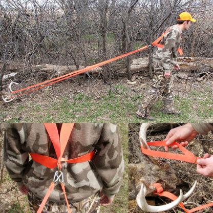 Deer Drag Harness – Heavy Hauler Outdoor Gear